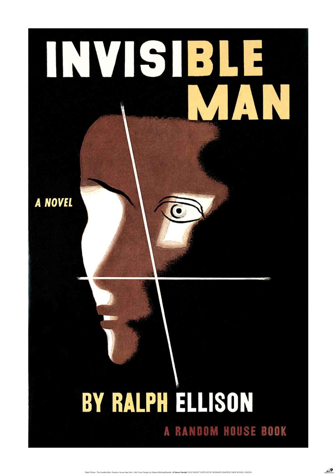 self understanding in the invisible man by ralph ellison Why does he disguise himself in this manner and keep another country tells the story of the suicide of jazz-musician rufus scott and the friends who search for an understanding of his for those who have not listened to or read ralph ellison's invisible man there lies ahead.