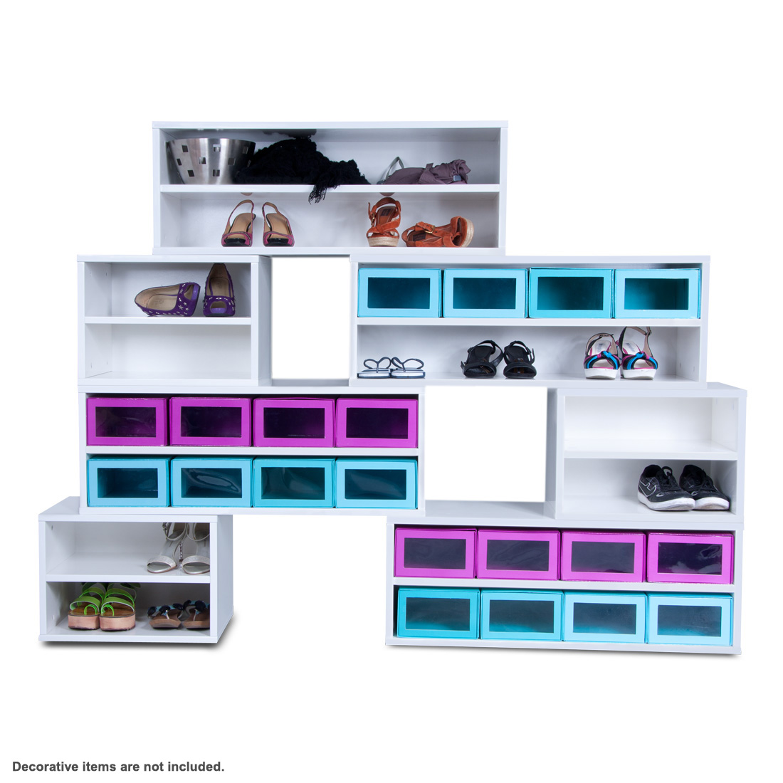 LET'S STAY: Creative Shoe Storage Ideas