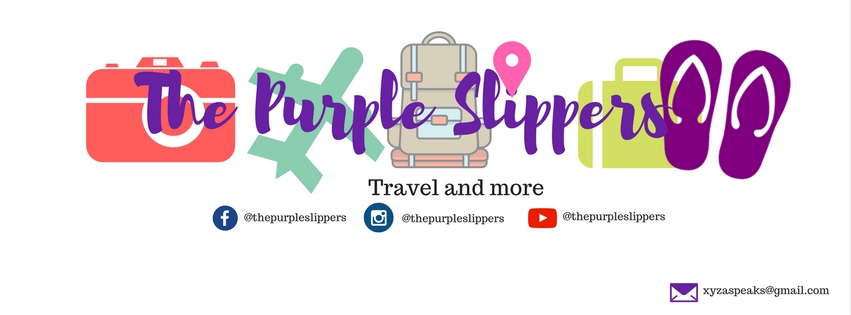 The Purple Slippers | Travels and More