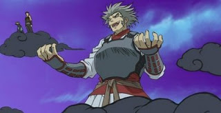Kekkaishi episode 35