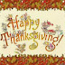 Happy Thanksgiving - What's Going To Be On Your Plate?