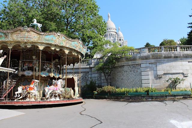 guida per Parigi, Montmartre