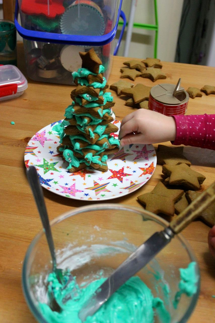 Gingerbread Christmas Tree Wip