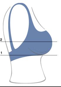 Inilah cara yang benar mengukur payudara wanita agar bisa sesua untuk memilih BRA.