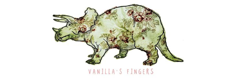 Vanilla's Fingers