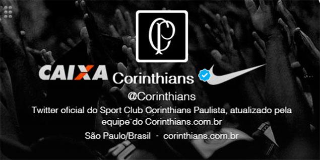 El Corinthians sigue los pasos al Barça con Twitter Amplify