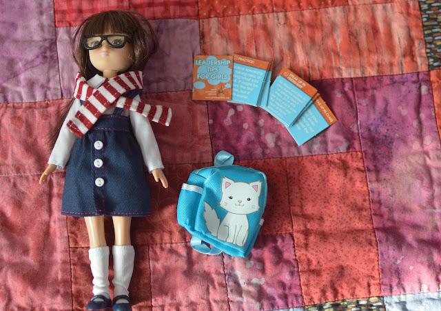 School Days Lottie Dolls