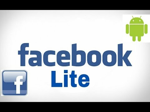 Facebook Lite Applications For the Phones Light Android