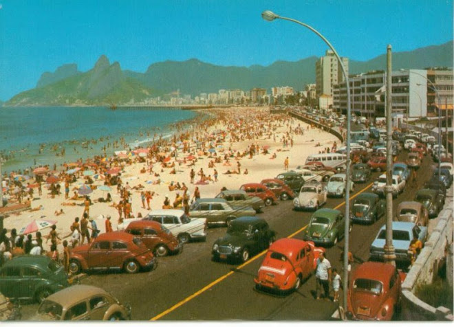 Praia de Copacabana