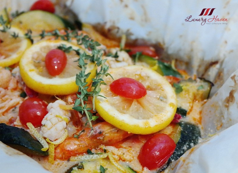 purelyfresh seafood parcel cooking with thyme recipe