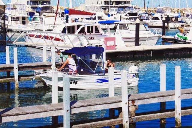 Mindarie Marina @ Ocean Falls Boulevard, Mindarie, Perth, Western Australia, Australia 明達里海岸 澳洲澳大利亞西澳