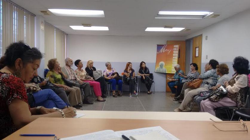 Reunión FUNDAMORDEVENEZUELA