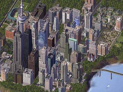 Download Game SimCity 4 Deluxe Edition Indowebster  Full Version