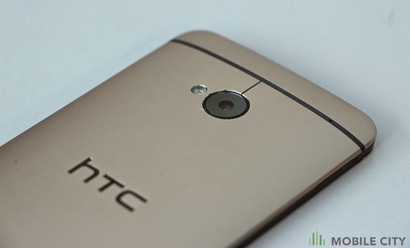 Mở hộp HTC One M7