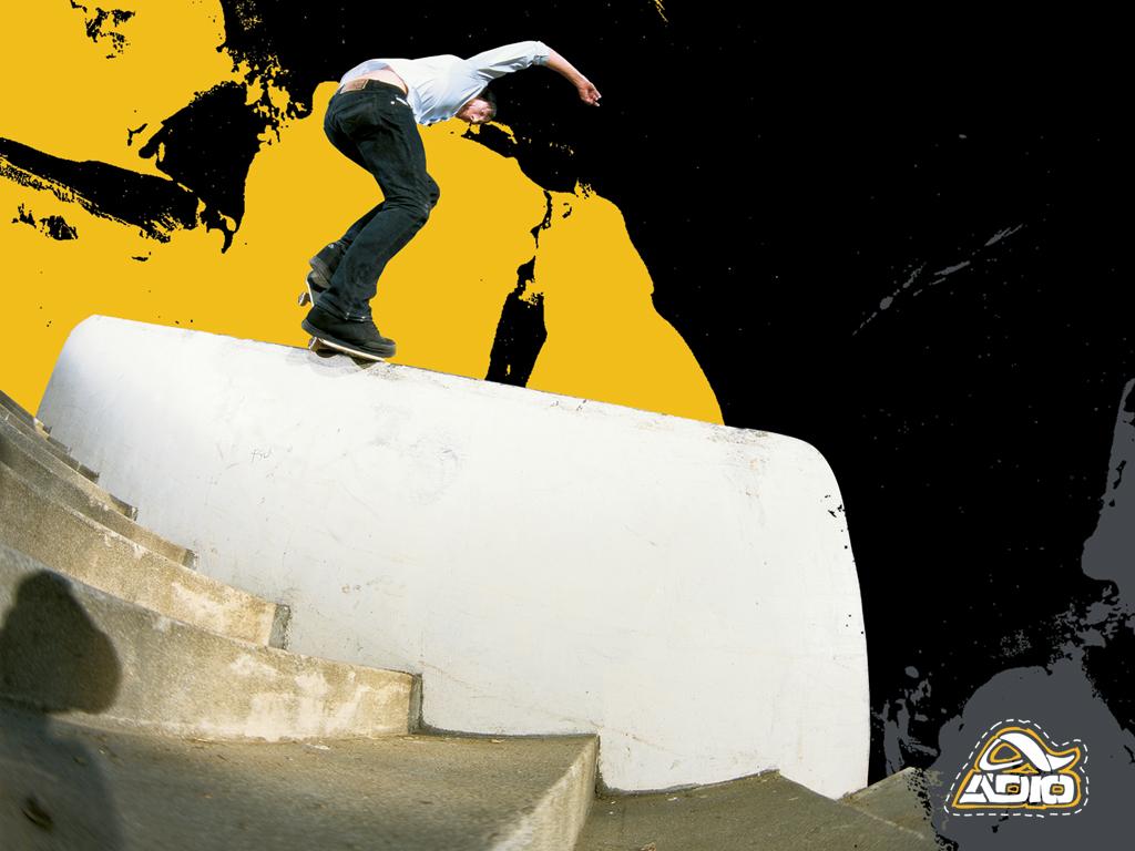 wallpaper sea skateboarding hd