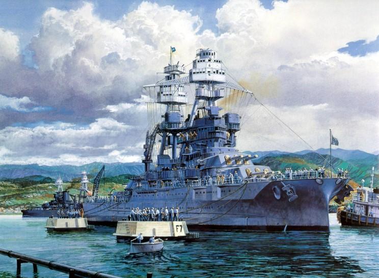 Nave militare WW2