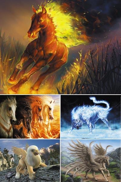 Отдел Фамильяров Magic-Animals