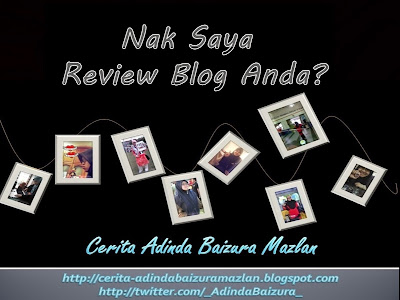 review blog by cerita adinda baizura mazlan