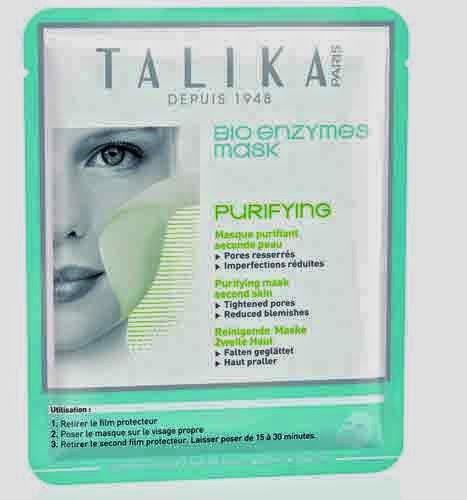 Bio enzymes masks de Talika