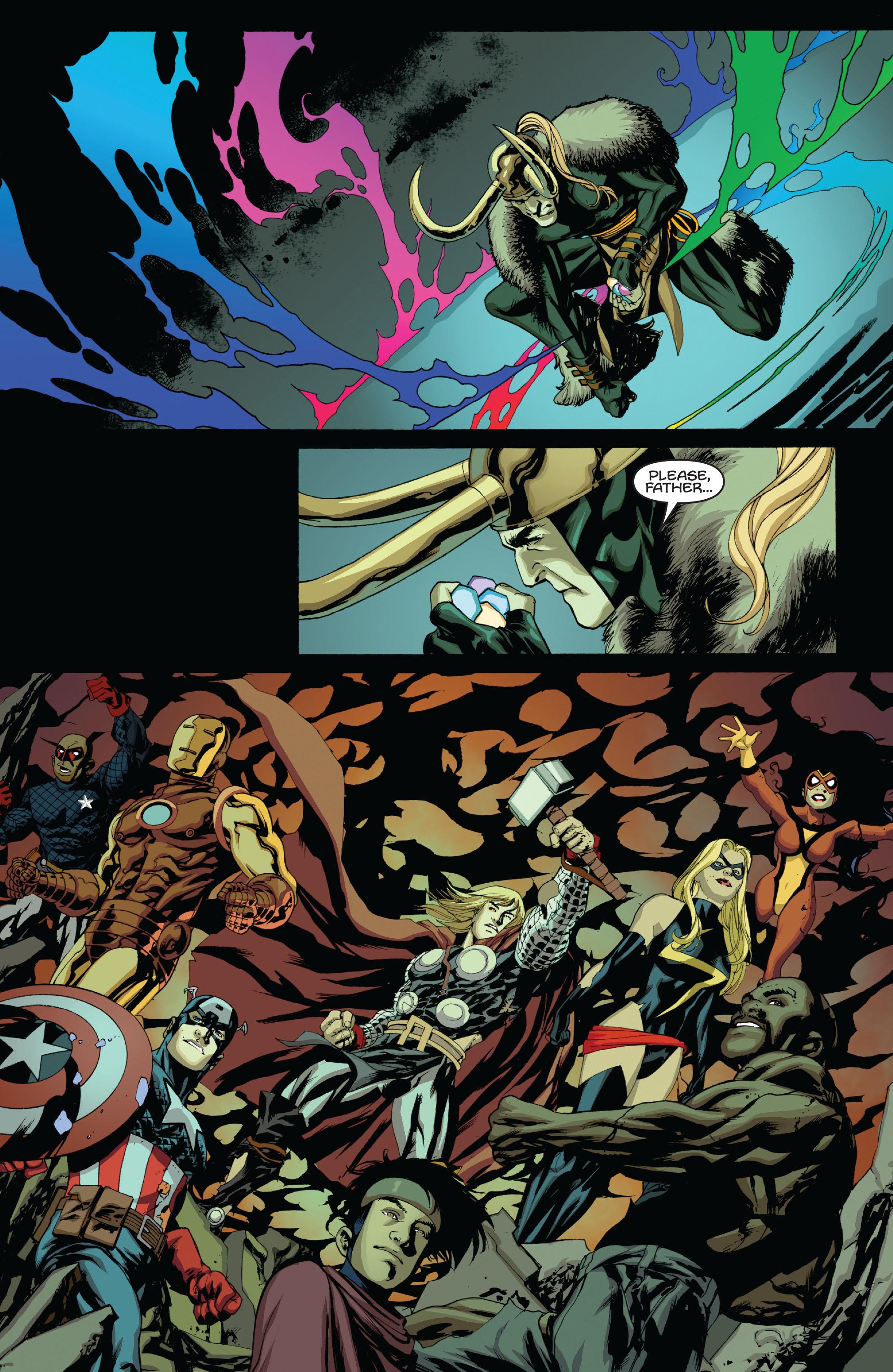 New Avengers (2005) chap 64 pic 16