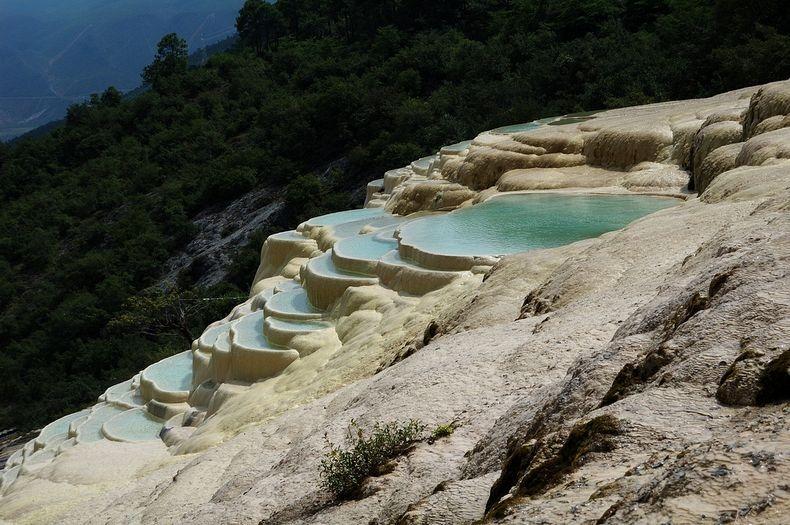 White Water Terraces of Shangri-la, China 3