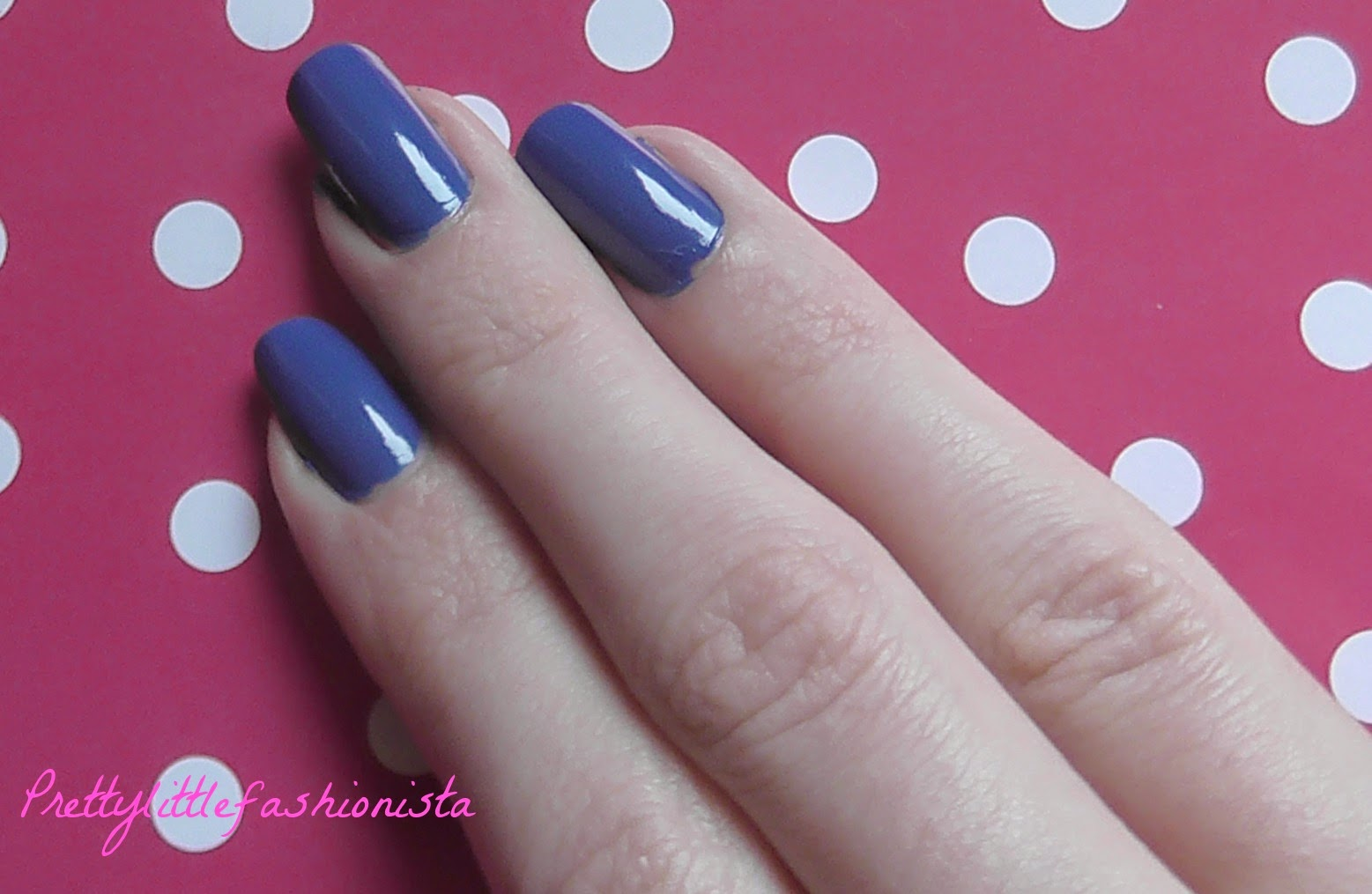 NOTD: Revlon Indigo Night