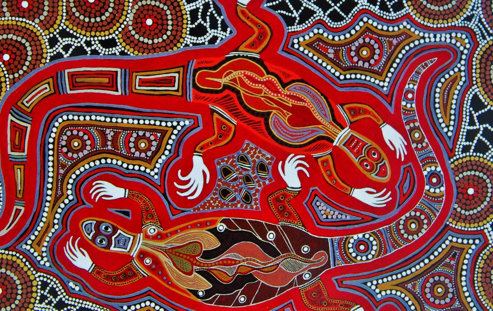 Aboriginal Art from Australia