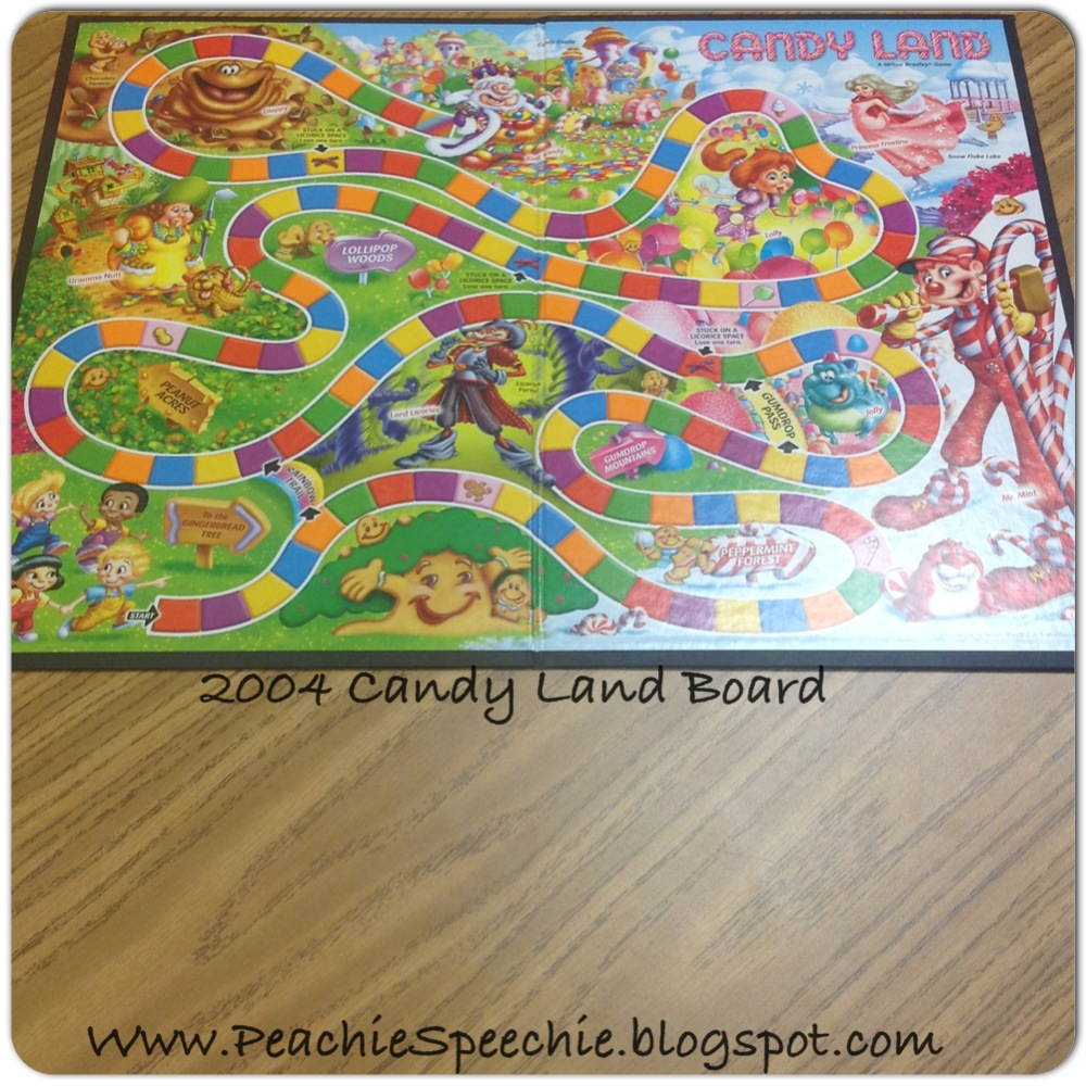 Displaying 17> Images For - Candyland Board Template...
