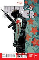 Winter Soldier #15 Cover