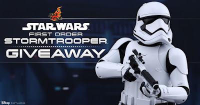 hot toys stormtrooper tfa