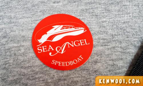 phuket sea angle speedboat