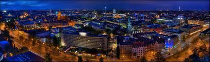 Hannover vom Bredero-Hochhaus live camera
