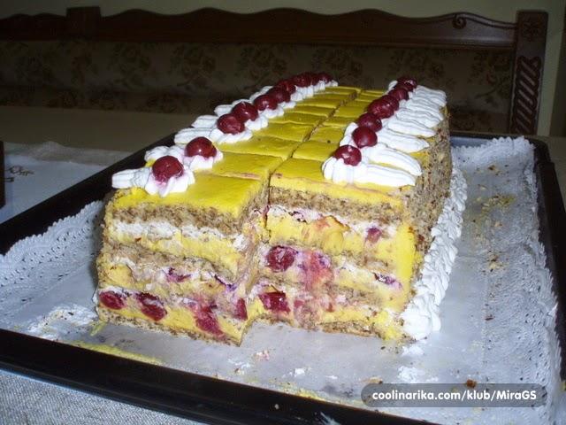 moskva torta recept kuhinja i ideje