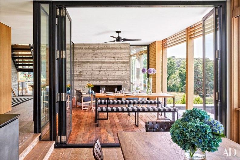 Una casa con un interior alejado de esterotipos chic and deco
