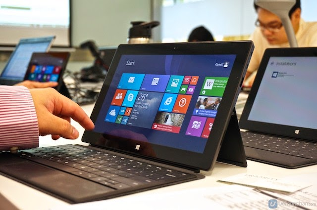 laptop con windows 8.1
