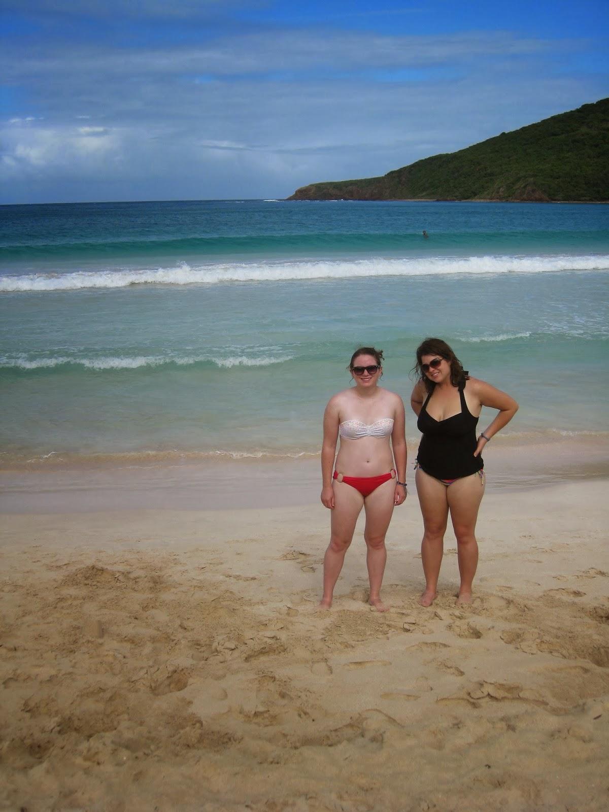 Pics of skinny dip