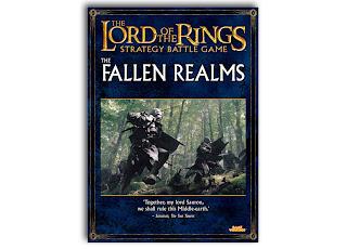 PodręcznikWładca Pierścieni LotR: SBG, Isengard, Harad, Rhun, Easterlings, Khand