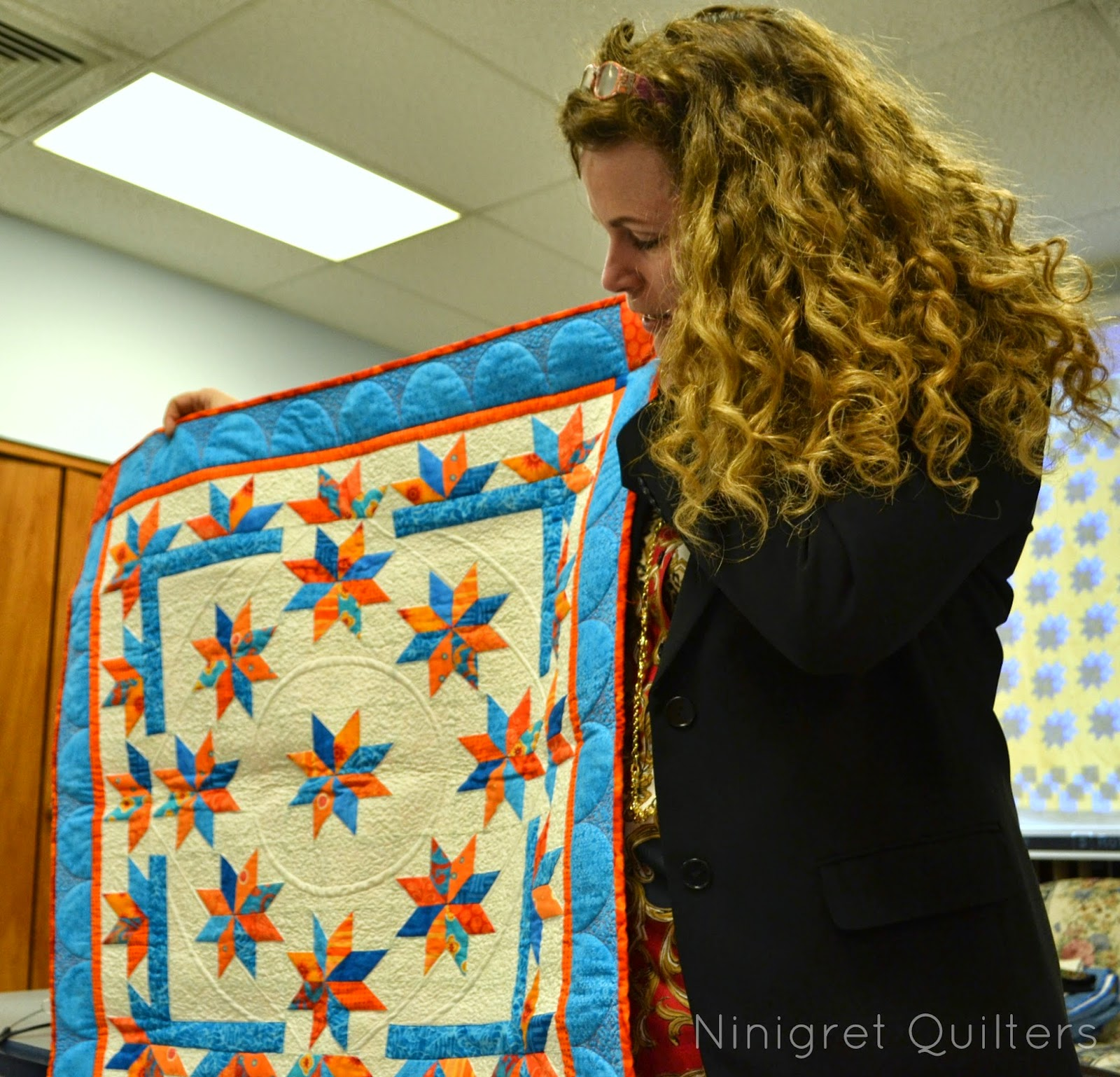 Ninigret Quilters: March Meeting with Marie Bostwick : marie bostwick quilt patterns - Adamdwight.com