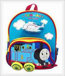 Thomas and Friends Cotton Bag pack II