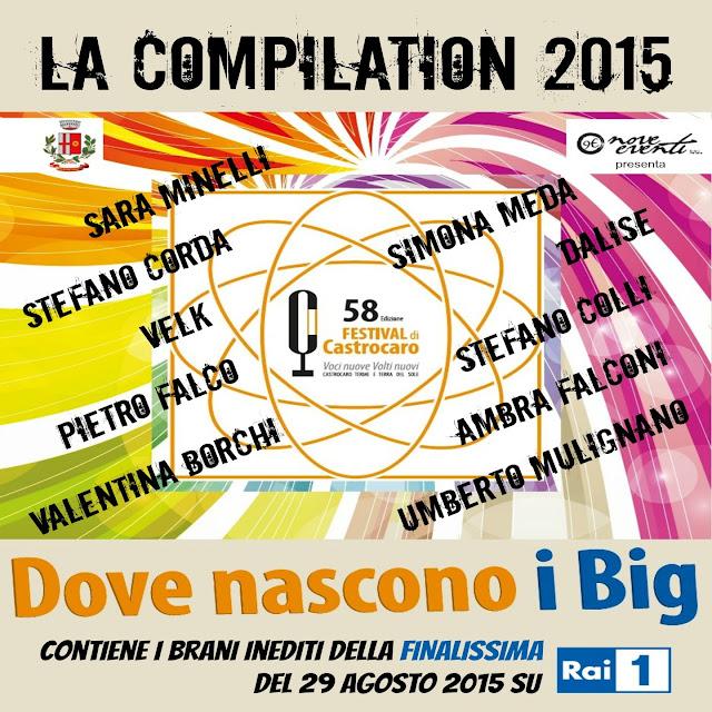 Festival di Castrocaro 2015 - Compiletion