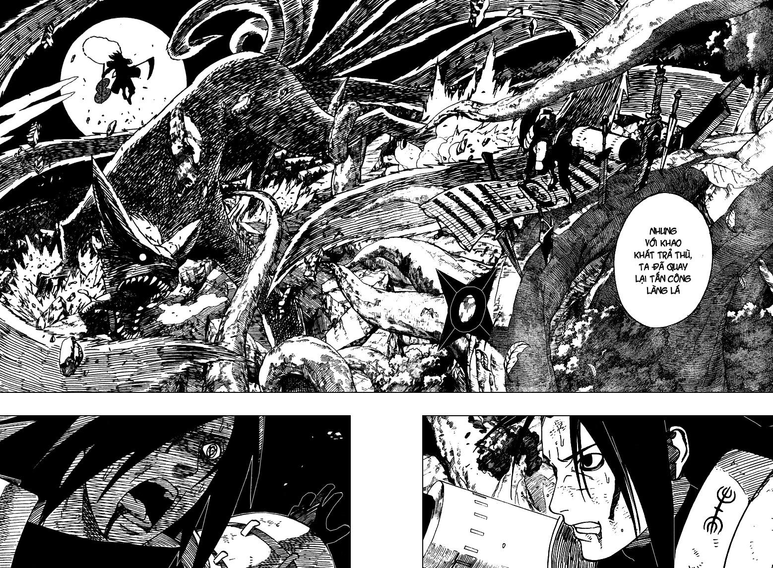 Naruto chap 399 Trang 11 - Mangak.info