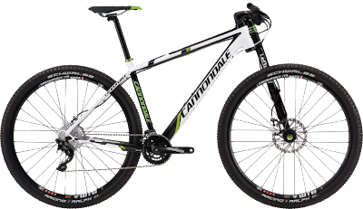 2013 Cannondale F29 Carbon 3 29er Bike