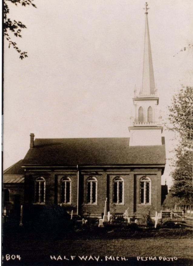 This Church Was Razed And The Cemetery Relocated To New St Peters Located Almost Directly Across Gratiot Ave Halfway Original Name Of My