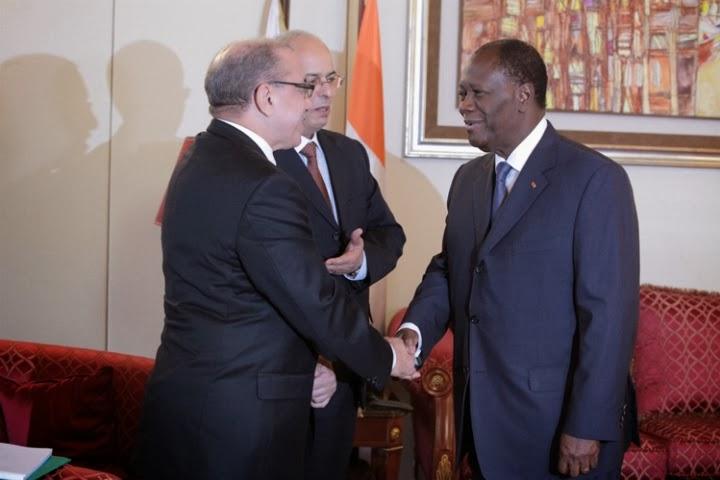 Ouverture à Abidjan des Journées économiques et industrielles du Maroc