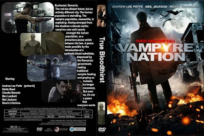 Nação Vampira (Vampyre Nation) Torrent - Dual Áudio (2013)
