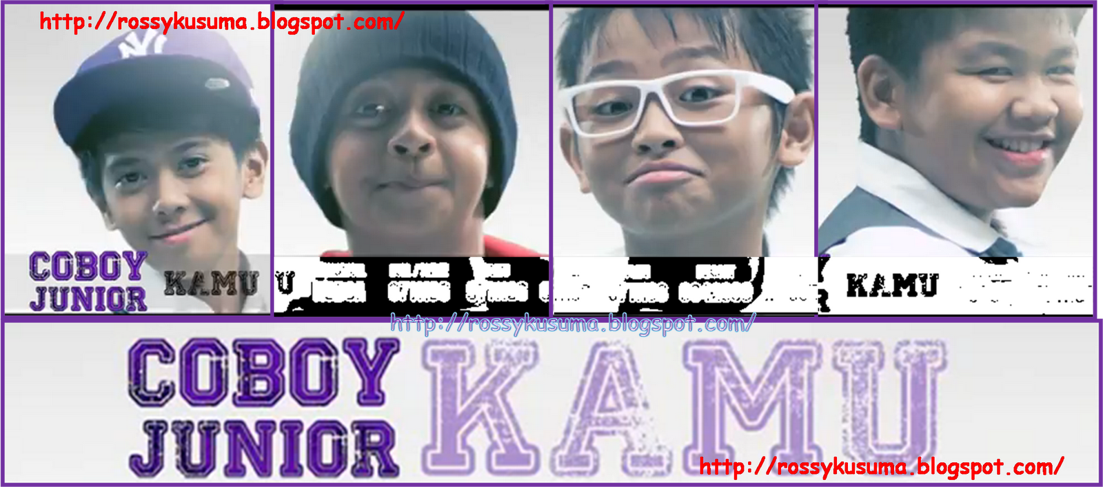 Coboy Junior - Kamu Lyrics