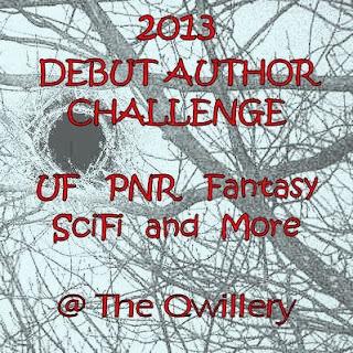 2013 Debut Author Challenge - December 2013 Debuts