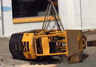 Forklift accident prevention