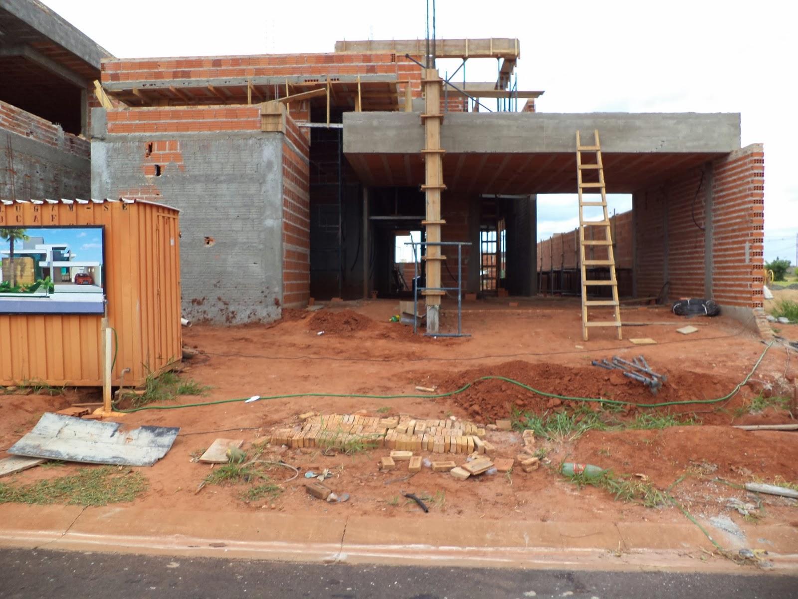 Super Casa Kallos: Lajes concretadas FJ09