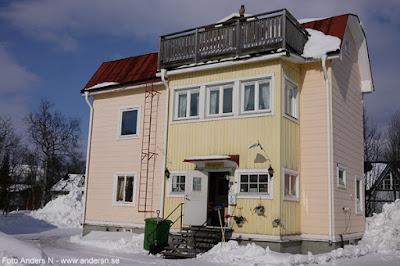 vandrarhem, Kiruna